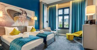 Mercure Hotel Berlin Wittenbergplatz - ברלין - חדר שינה