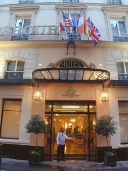 Hotel Saint Pétersbourg Opéra - Pariisi - Rakennus