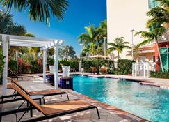 Courtyard by Marriott Miami Homestead - Homestead - Pool