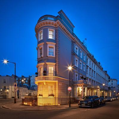 The Diplomat Hotel - London - Building