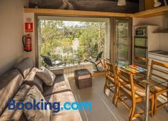 Finca Valdobar - Peñafiel - Living room
