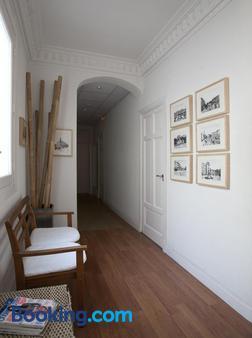 Hostal Santa Isabel - Madrid - Hallway