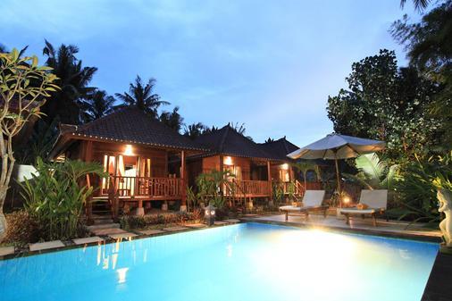 The Well House - Nusa Penida - Bể bơi