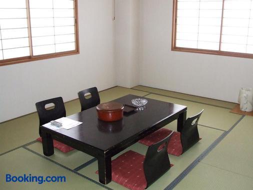 湯澤湯澤Denki屋飯店 - 湯澤町 - 餐廳