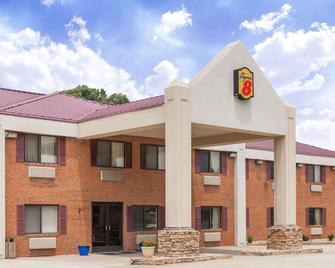 Super 8 by Wyndham Eddyville/Kuttawa - Eddyville - Gebäude