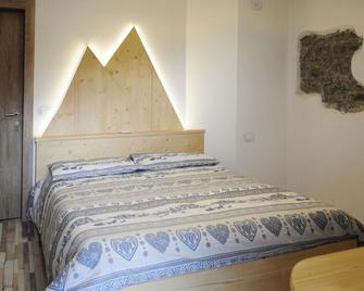 Bed & Breakfast Cuore Trentino - Базельга-ди-Пине - Спальня