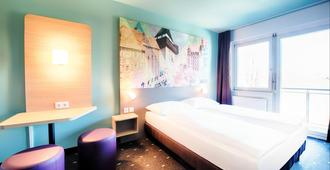 格拉茨 B&B 酒店 - 格雷茲 - 格拉茨 - 臥室