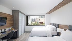 Ghl Hotel Portón Medellín - Medellín - Salle de bain