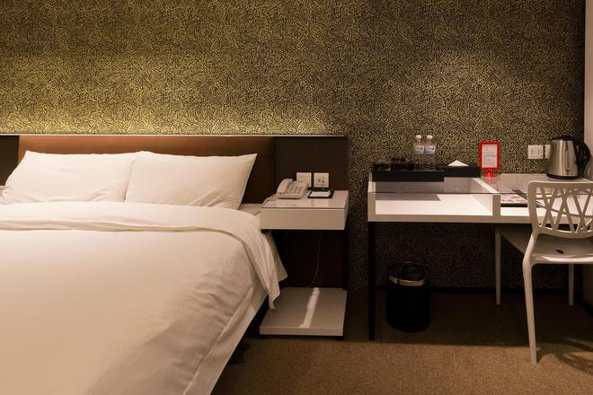 Hotel Puri Taipei Station Branch - Taipei - Bedroom
