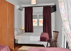 Mary Apartments - Almada - Slaapkamer