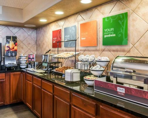 Comfort Inn - Gallup - Buffet