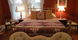 Brackenridge House Bed & Breakfast - San Antonio - Bedroom