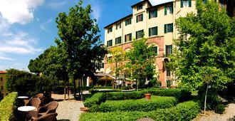 Palazzo Ravizza - Siena - Edificio
