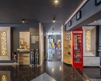 Hotel Blvd 7 - Plovdiv - Recepción
