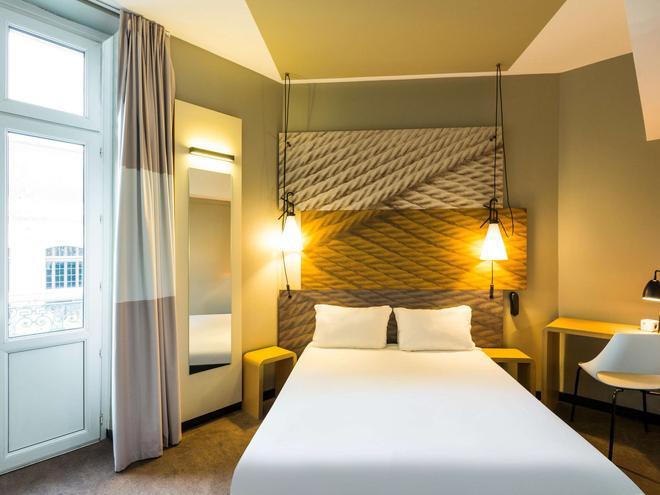 波爾多蓋爾中心聖尚尤拉特朗提克宜必思酒店 - 波爾多 - 波爾多 - 臥室
