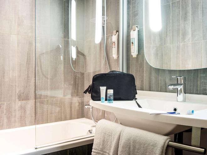 波爾多蓋爾中心聖尚尤拉特朗提克宜必思酒店 - 波爾多 - 波爾多 - 浴室