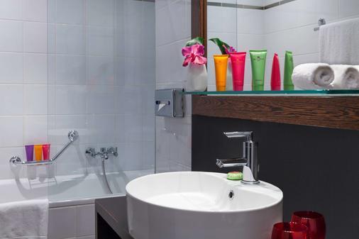 Auteuil Manotel - Geneva - Phòng tắm
