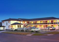 BK's Rotorua Motor Lodge - Rotorua - Budynek