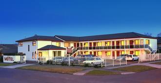 BK's Rotorua Motor Lodge - Rotorua - Toà nhà