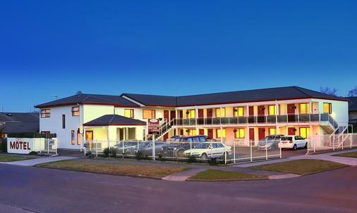BK's Rotorua Motor Lodge - Rotorua - Κτίριο