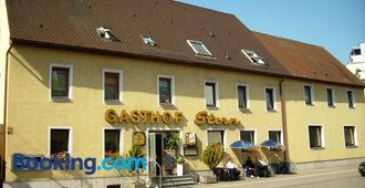 Gasthof Goldener Stern - Aalen - Edificio
