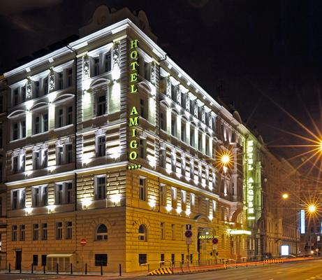Amigo City Centre Hotel - Prague - Building