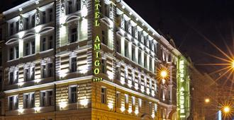 Amigo City Centre Hotel - Praga - Edificio