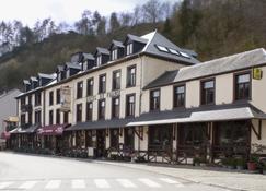 Auberge d'Alsace Hôtel de France - Bouillon - Edifício