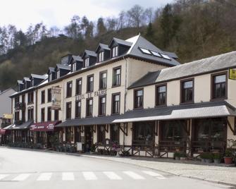 Auberge d'Alsace Hôtel de France - Bouillon - Building