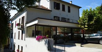 里納森特精品酒店 - 洛卡諾 - 洛迦諾 - 建築