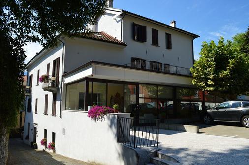 Boutique Hotel La Rinascente - Locarno - Κτίριο