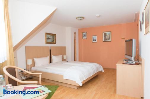 Hotel Am Friedrichsbad - Μπάντεν-Μπάντεν - Κρεβατοκάμαρα