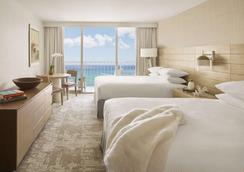 太平洋海灘酒店 - 檀香山 - 檀香山 - 臥室