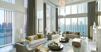 Four Seasons Hotel Abu Dhabi at Al Maryah Island - Abu Dhabi - Lounge