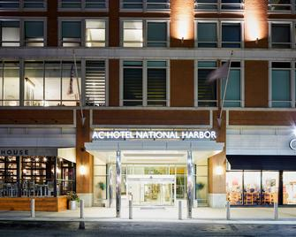 AC Hotel By Marriott National Harbor Washington, DC Area - National Harbor - Building