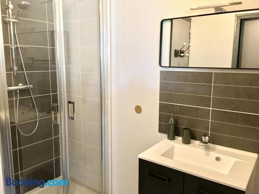 le grenier du jardin - Pontorson - Bathroom