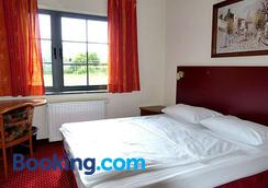 West Hotel Radebeul - Radebeul - Bedroom