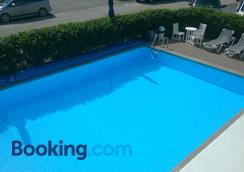 厄齊沃特酒店 - Old Orchard Beach - 游泳池