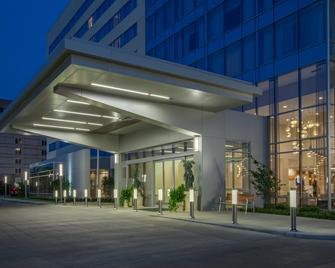 Holiday Inn Cleveland Clinic - Clevelandu - Building