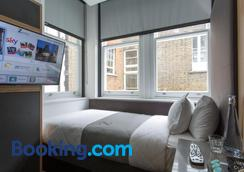 The Z Hotel City - London - Bedroom