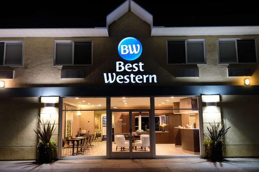 Best Western Inn - Redwood City - Building