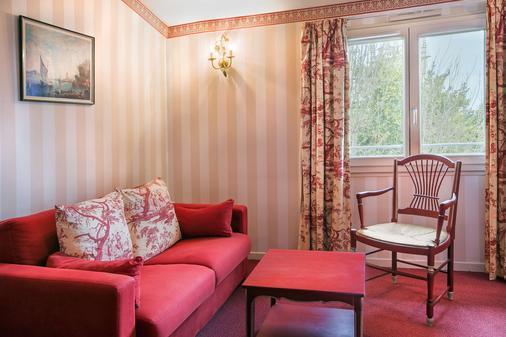Best Western Hotel Le Guilhem - Μονπελιέ - Σαλόνι