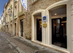 Best Western Hotel Le Guilhem - Montpellier - Building