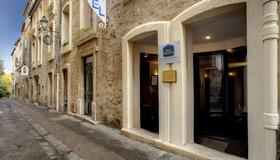 Best Western Hotel Le Guilhem - Montpellier - Toà nhà