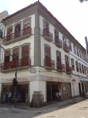 Hospedagem Ledo - Rio de Janeiro - Rakennus