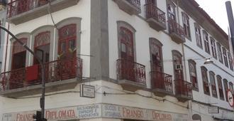 Hospedagem Ledo - Rio de Janeiro - Building