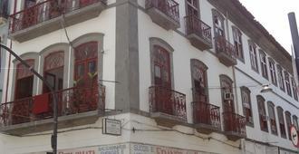 Hospedagem Ledo - Рио-де-Жанейро - Здание