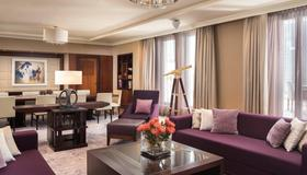 Sheraton Bratislava Hotel - Bratislava - Living room