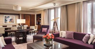 Sheraton Bratislava Hotel - ברטיסלבה - סלון