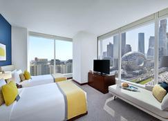 voco Dubai - Dubai - Bedroom